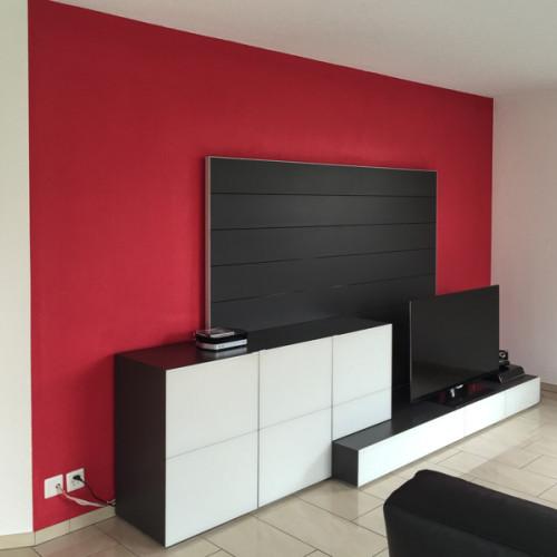 M. Binder / Zimmerrenovation: Tapezieren Und Streichen