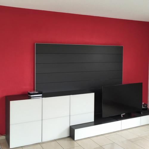 Stutz / Renovation Wohnzimmer
